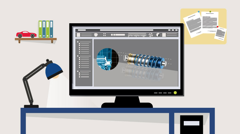 Conception Assistée par Ordinateur solidWorks formation